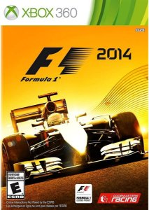 Jogo XBOX 360 Usado F1 2014