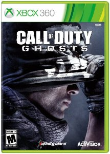 Jogo XBOX 360 Usado Call of Duty: Ghosts
