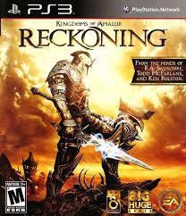 Jogo PS3 Usado Kingdoms Of Amalur Reckoning