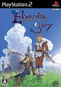 Jogo PS2 Usado Elvandia Story (JP)