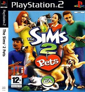 Jogo PS2 Usado The Sims 2: Pets