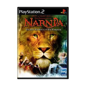 Jogo PS2 Usado The Chronicles of Narnia: The Lion, the Witch and the Wardrobe