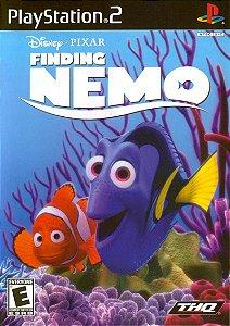 Jogo PS2 Usado Finding Nemo