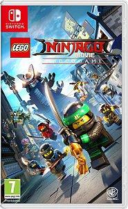 Jogo Switch Usado LEGO Ninjago
