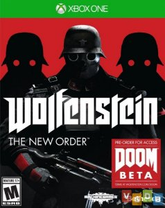 Jogo XBOX ONE Novo Wolfenstein The New Order