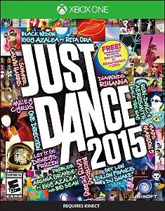 Jogo XBOX ONE Novo Just Dance 2015