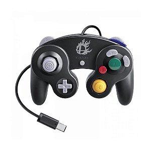 Periférico Switch Usado Controle GC Smash Bros