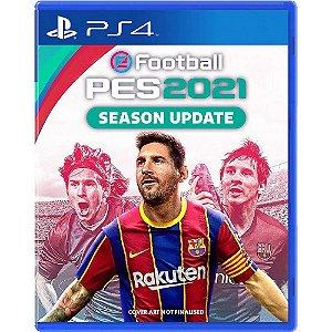 Jogo PS4 Usado PES 2021 Season Update