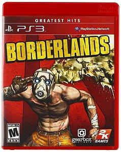 Jogo PS3 Usado Borderlands
