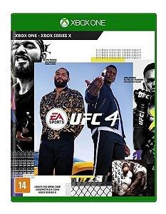 Jogo XBOX ONE Usado UFC 4