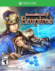 Jogo XBOX ONE Usado Dynasty Warriros 8: Empires