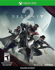 Jogo XBOX ONE Usado Destiny 2