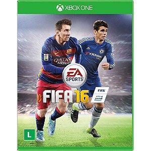 Jogo XBOX ONE Usado FIFA 16