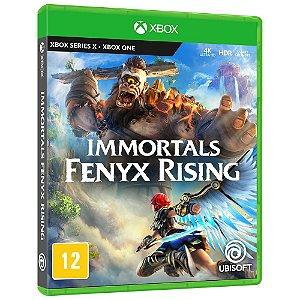 Jogo XBOX ONE Usado Immortals Fenyx Rising