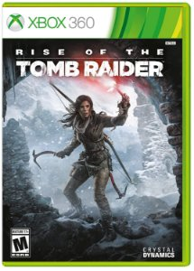 Jogo XBOX 360 Usado Rise of the Tomb Raider
