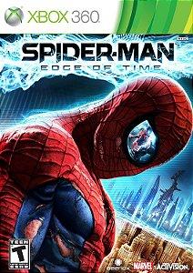 Jogo XBOX 360 Usado Spider-Man: Edge of Time