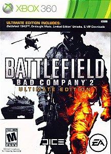 Jogo XBOX 360 Usado Battlefield: Bad Company 2 Ultimate Edition