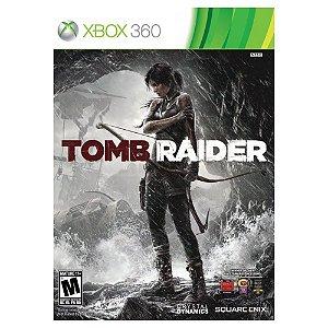 Jogo XBOX 360 Usado Tomb Raider