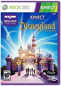 Jogo XBOX 360 Usado Kinect Disneyland Adventures