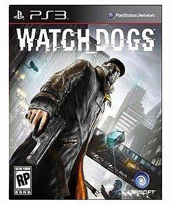 Jogo PS3 Usado Watch Dogs