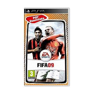 Jogo PSP Usado FIFA 09