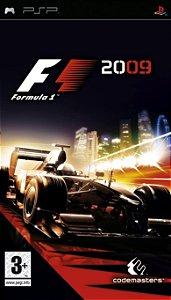 Jogo PSP Usado F1 2009