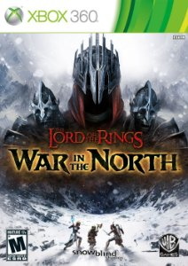 Jogo XBOX 360 Usado Lords of The Rings: War in the North