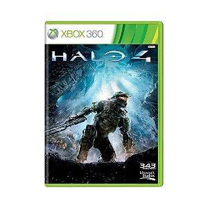 Jogo XBOX 360 Usado Halo 4