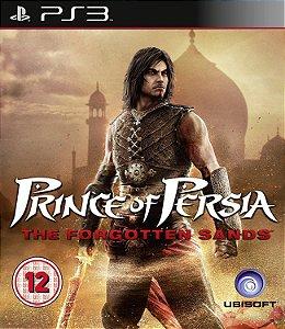 Jogo PS3 Usado Prince of Persia The Forgotten Sands