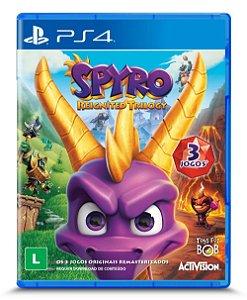 Jogo PS4 Usado Spyro Reignited Trilogy