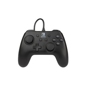 Controle Switch Novo PowerA Black