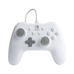 Controle Switch Novo PowerA  White