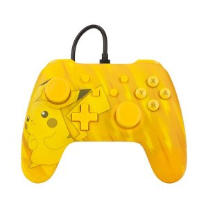 Controle Switch Novo PowerA Pikachu Static