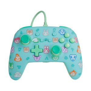 Controle Switch Novo PowerA  Animal Crossing