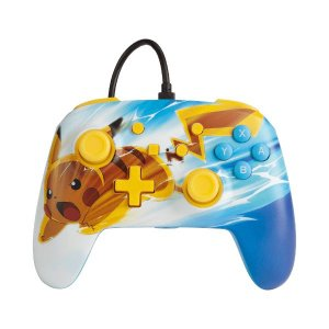 Controle Switch Novo PowerA Pikachu Charge