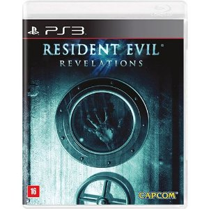 Jogo PS3 Usado Resident Evil Revelations