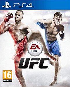 Jogo PS4 Usado UFC