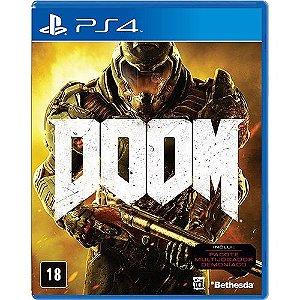 Jogo PS4 Usado Doom