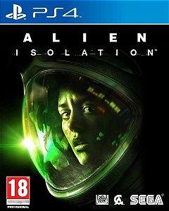 Jogo PS4 Usado Alien Isolation