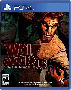 Jogo PS4 Usado The Wolf Among Us