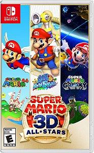 Jogo Switch Novo Super Mario 3D All-Stars