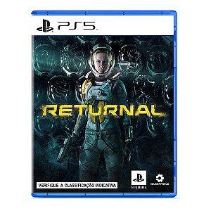 Jogo PS5 Novo Returnal