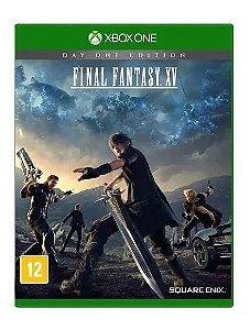 Jogo XBOX ONE Novo Final Fantasy XV