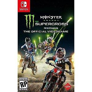 Jogo Switch Usado Monster Energy Supercross - The Official Videogame