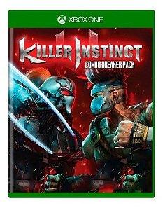 Jogo XBOX ONE Usado Killer Instinct