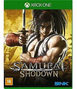 Jogo XBOX ONE Usado Samurai Shodown