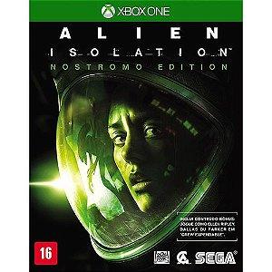 Jogo XBOX ONE Usado Alien Isolation