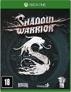 Jogo XBOX ONE Usado Shadow Warrior
