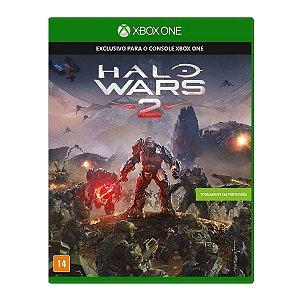 Jogo XBOX ONE Usado Halo Wars 2