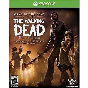 Jogo XBOX ONE Usado The Walking Dead First Season